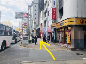 天神店アクセス1